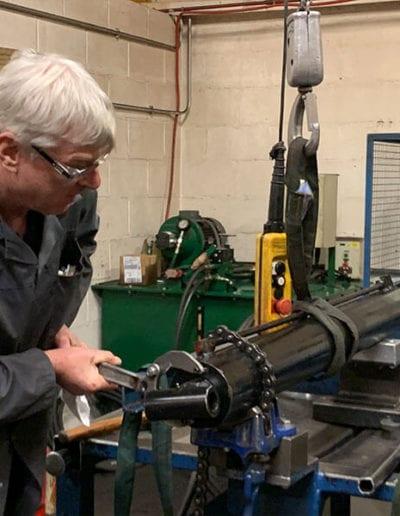 Double M Nottingham Hydraulic Cylinder Manufacturer